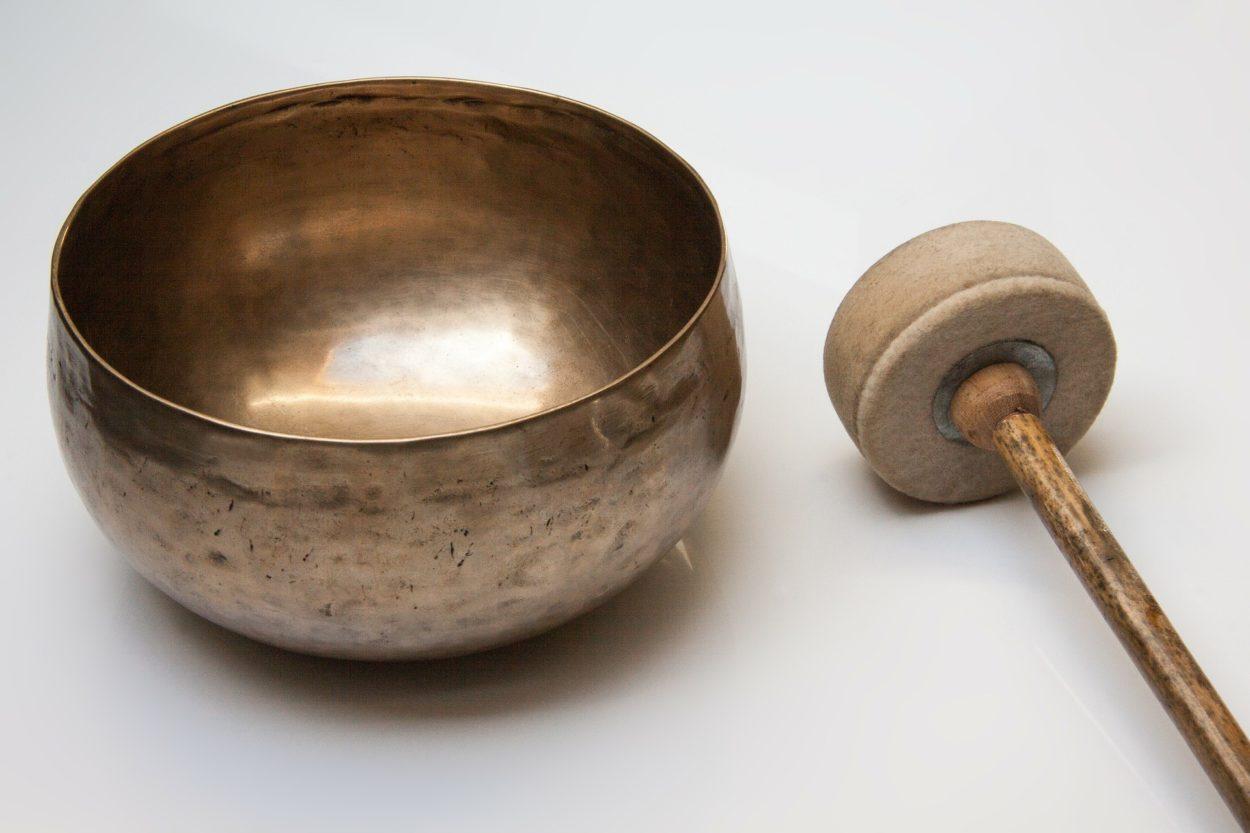 Singing Bowl From Tibet